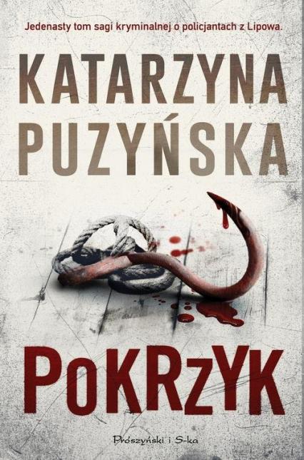 Pokrzyk - Katarzyna Puzyńska | okładka