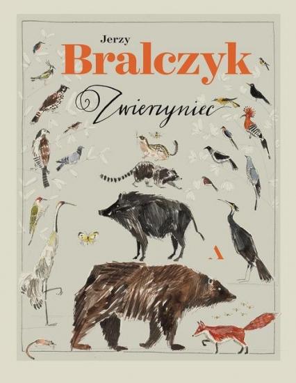 Zwierzyniec - Jerzy Bralczyk | okładka