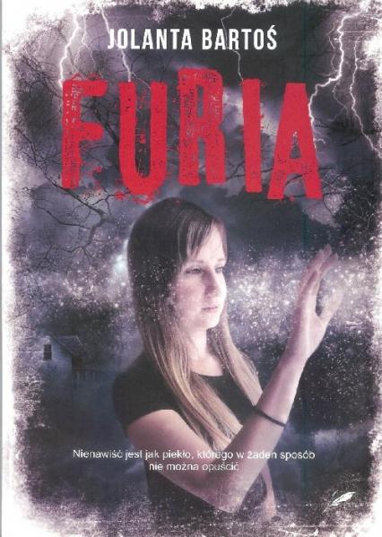 Furia - Jolabta Bartoś | okładka
