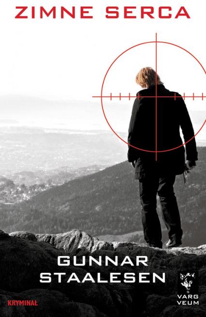 Zimne serca - Gunnar Staalesen | okładka