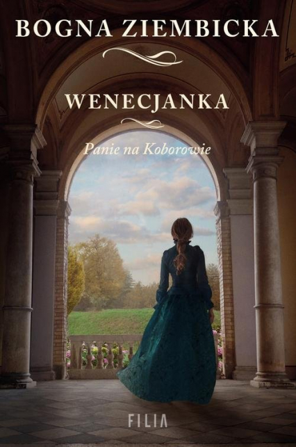 Panie na Koborowie Wenecjanka - Bogna Ziembicka | okładka