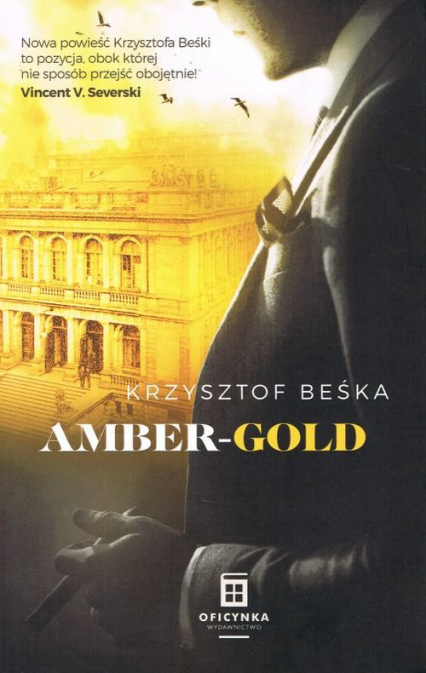Amber-Gold - Krzysztof Beśka | okładka