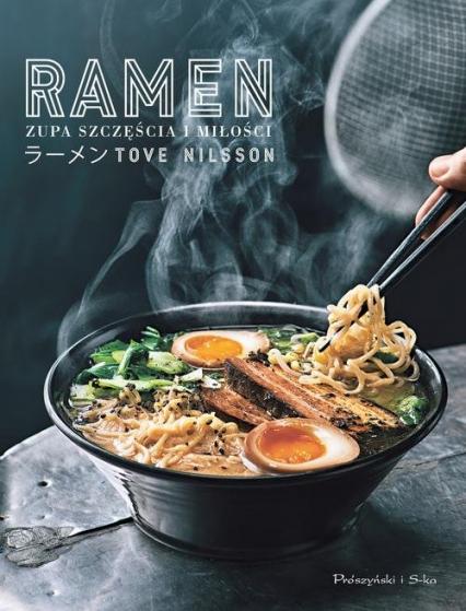 Ramen Zupa szczęścia i miłości - Tove Nilsson | okładka