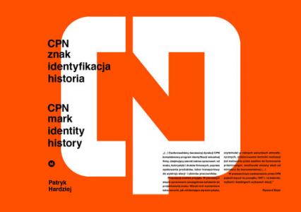 CPN Znak, identyfikacja, historia - Patryk Hardziej | okładka