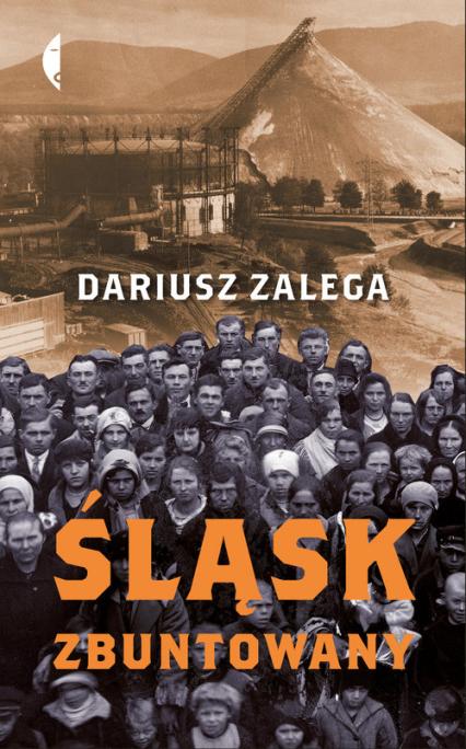 Śląsk zbuntowany - Dariusz Zalega | okładka