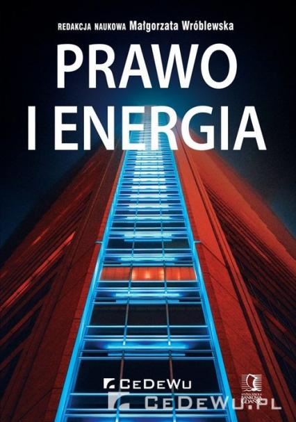 Prawo i energia -  | okładka