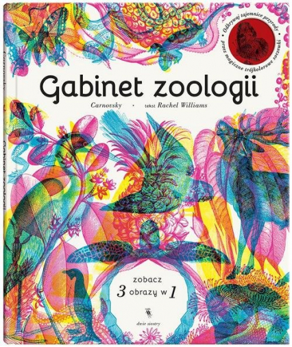 Gabinet zoologii - Rachel Williams | okładka