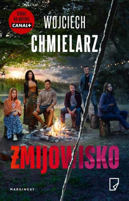 Żmijowisko - Wojciech Chmielarz | okładka