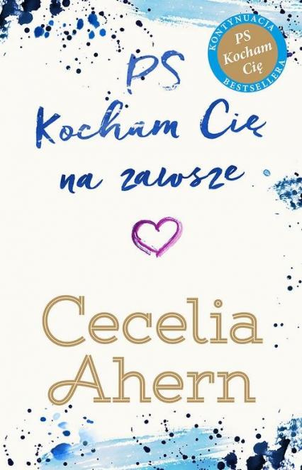 PS Kocham Cię na zawsze - Cecelia Ahern   okładka