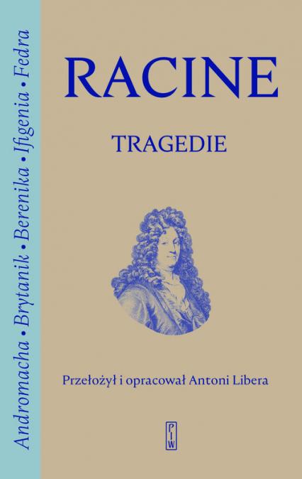 Tragedie - Jean Racine   okładka