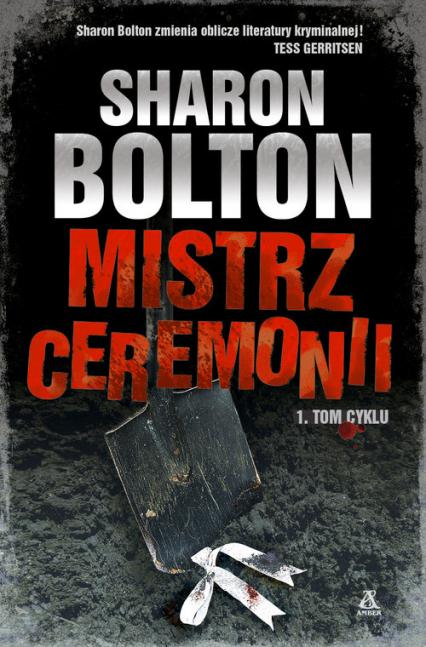 Mistrz ceremonii - Sharon Bolton   okładka