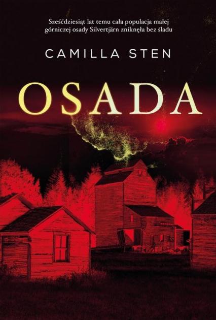Osada - Camilla Sten | okładka