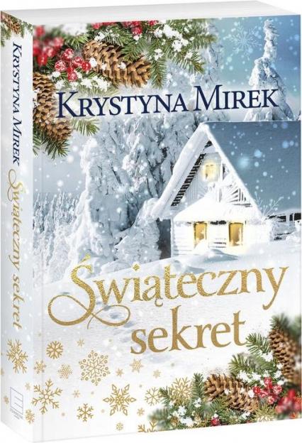 Świąteczny sekret - Krystyna Mirek | okładka
