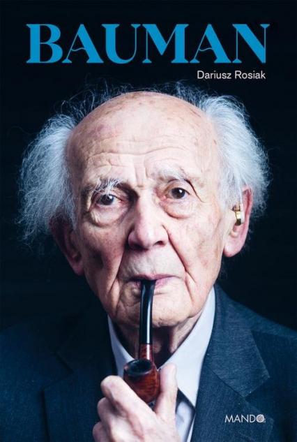 Bauman - Dariusz Rosiak | okładka