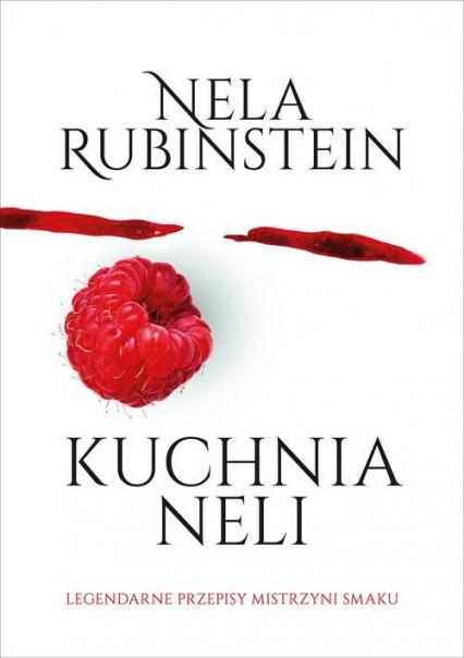 Kuchnia Neli - Nela Rubinstein | okładka