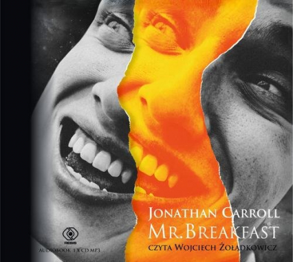 Mr. Breakfast - Jonathan Carroll | okładka