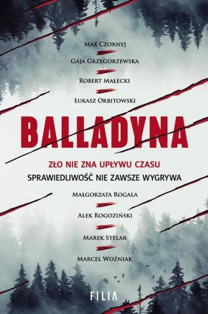 Balladyna - Czornyj Max, Grzegorzewska Gaja, Małecki Robert, Orbitowski Łukasz, Rogala Małgorzata, Rogoziński Al | okładka