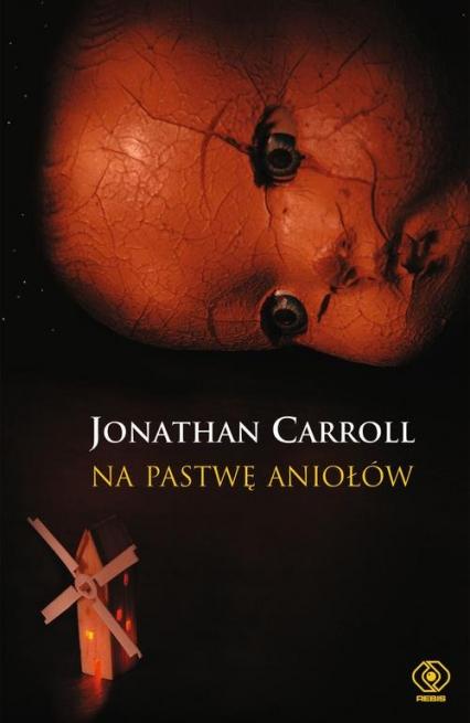 Na pastwę aniołów - Jonathan Carroll | okładka