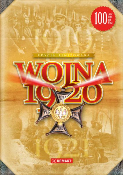 Wojna 1920 Edycja limitowana -    okładka