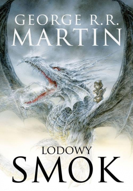Lodowy smok - Martin George R.R. | okładka