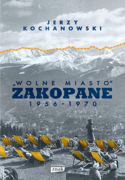 Zakopane - Jerzy Kochanowski | okładka