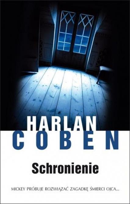 Schronienie - Harlan Coben | okładka