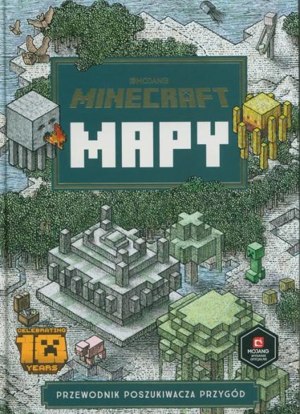 Minecraft Mapy - Stephanie Milton | okładka