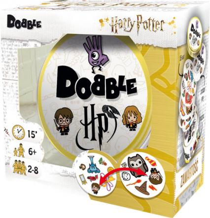 Dobble Harry Potter -  | okładka
