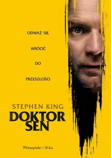 Doktor Sen - Stephen King   okładka