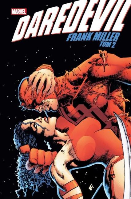 Daredevil T.2 - Frank Miller | okładka