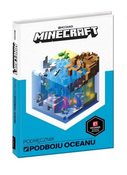 Minecraft Podręcznik podboju oceanu - Stephanie Milton | okładka