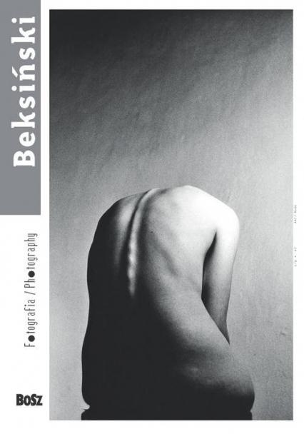 Beksiński Fotografia/photography - Beksiński Zdzisław, Banach Wiesław   okładka