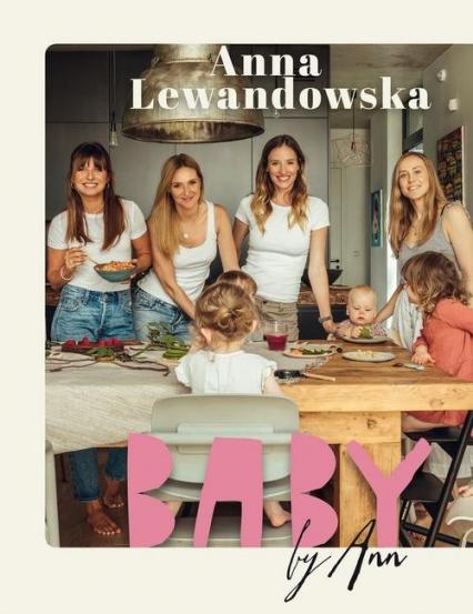Baby by Ann - Anna Lewandowska | okładka