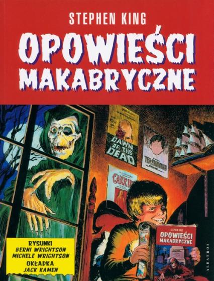 Opowieści makabryczne - Stephen King   okładka