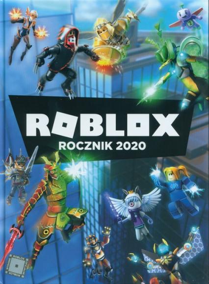 Roblox Rocznik 2020 - Davidson Andy,Jelley Craig | okładka