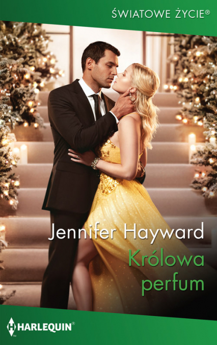 Królowa perfum - Jennifer Hayward | okładka