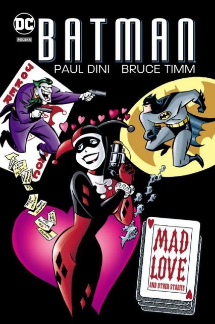 Batman Mad Love - Paul Dini | okładka