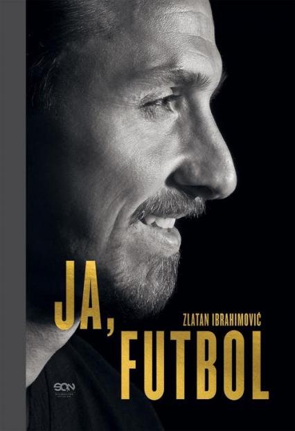 Ja Futbol - Zlatan Ibrahimovic   okładka