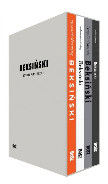 Beksiński Sztuki plastyczne Etui - Beksiński Zdzisław, Wiesław Banach | okładka