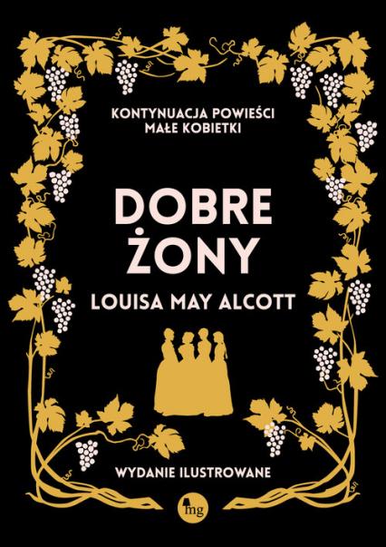 Dobre żony - May Alcott Louisa | okładka
