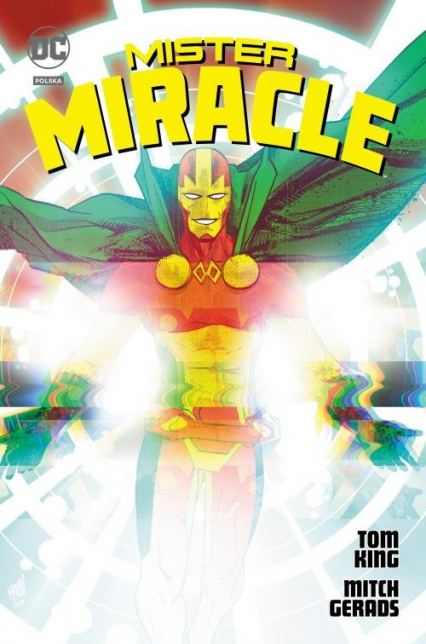 Mister Miracle -  | okładka