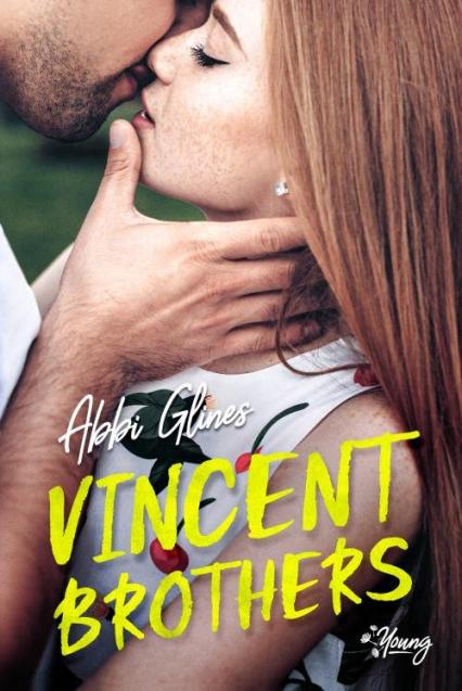 Vincent Brothers - Abbi Glines | okładka