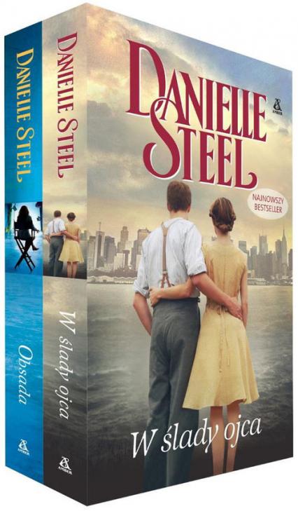 W ślady ojca / Obsada Pakiet - Danielle Steel | okładka