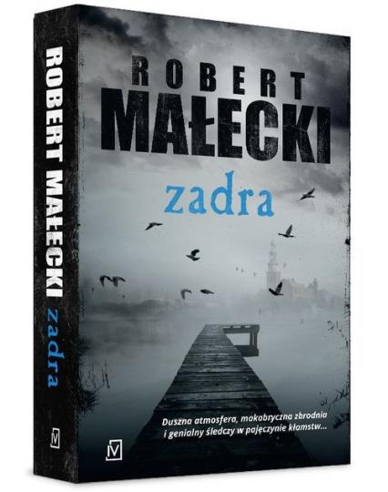 Zadra - Robert Małecki | okładka
