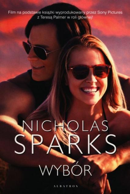 Wybór - Nicholas Sparks | okładka