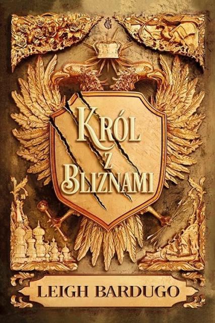 Król z bliznami - Leigh Bardugo   okładka
