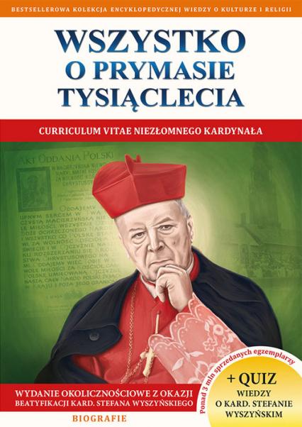 Wszystko o Prymasie Tysiąclecia - Molka Jacek | okładka