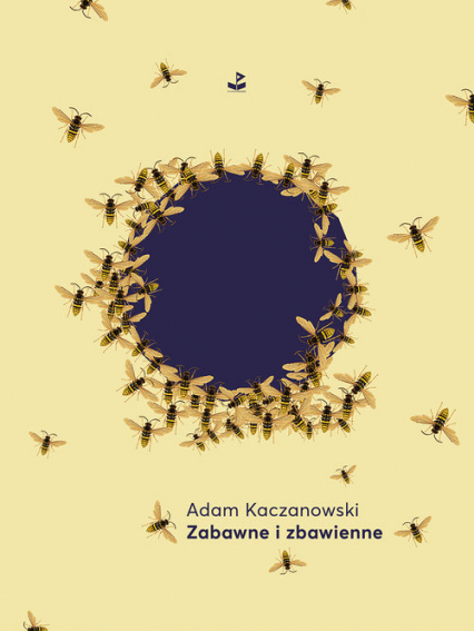 Zabawne i zbawienne - Adam Kaczanowski   okładka