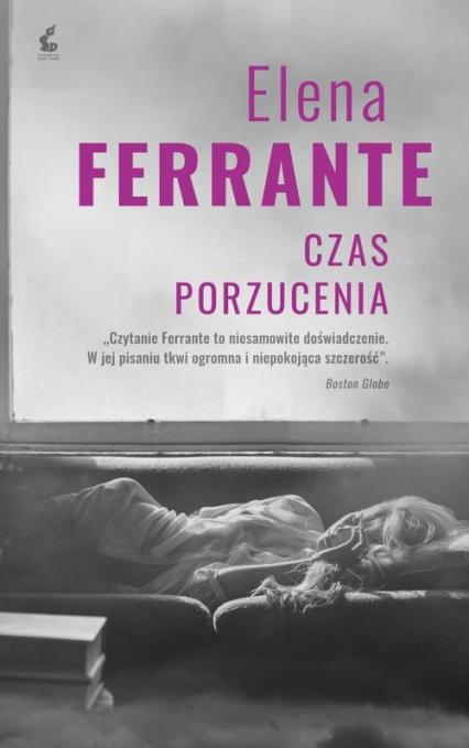 Czas porzucenia - Elena Ferrante | okładka