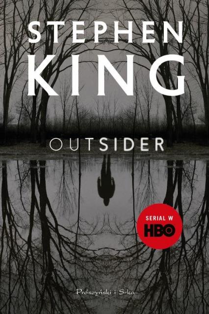 Outsider - Stephen King | okładka